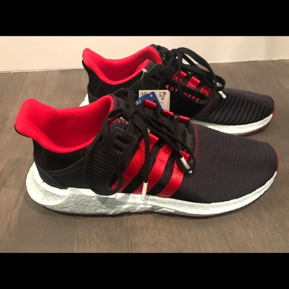 best loved 48fb5 95fc9 New Adidas Mens EQT Support 9317 Size 10